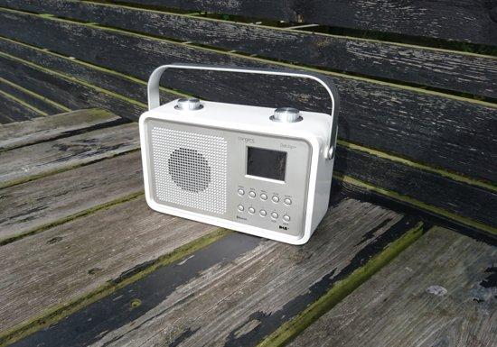 Tangent DAB2GO+ - Bluetooth - DAB+ - Wit