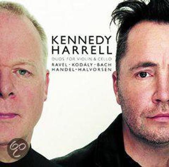 Kennedy, Harrell - Duos for Violin & Cello