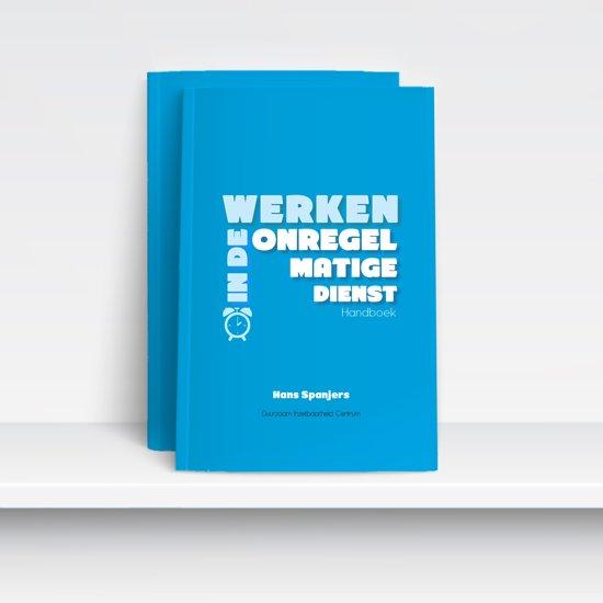 Werken in de onregelmatige dienst - handboek