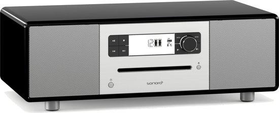 Sonoro Stereo - CD - DAB+ - Zwart in Kolhorn