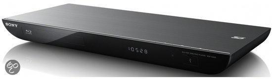 Sony BDP-S490B - 3D Blu-ray speler