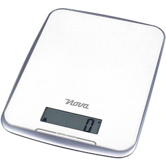 Nova, Keukenweegschaal - Tot 10 kg - Digitaal Display