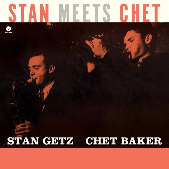 Stan Meets Chet -Hq-