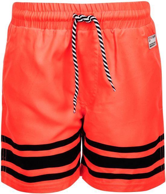 17bb2c88f346ed bol.com | Retour Jeans Jongens Zwembroek - Neon orange - Maat 146/152