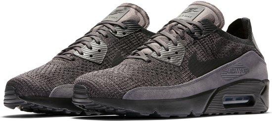 new style 6dde2 4fab0 Nike Air Max 90 Ultra Flyknit Sneaker Heren - grijs - Maat 44.5