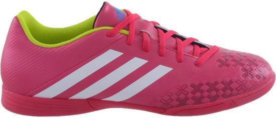 192c4da2f20 bol.com | Adidas Predit LZ indoor - Voetbalschoenen - 39 1/3 - Roze;Wit