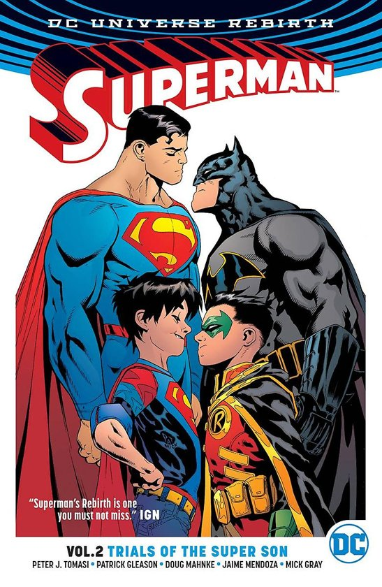 Superman Hc02. rebirth