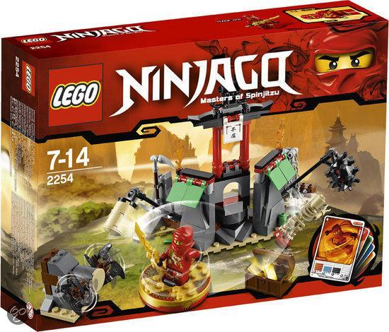 LEGO NINJAGO Bergtempel - 2254