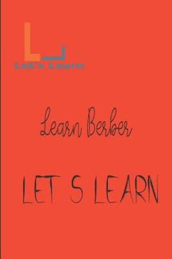 Let's Learn Learn Berber