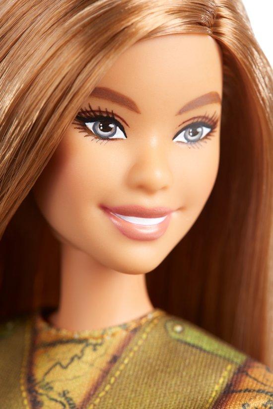 Barbie National Geographic Natuurfotograaf - Barbiepop