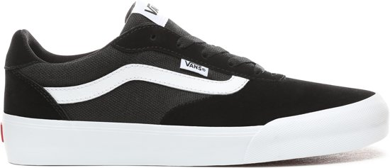 Heren white Palomar Vans Sneakers Black canvas 41 suede Maat ZEZ8f