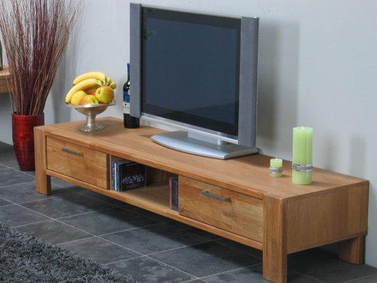 Bol mark tv meubel eiken