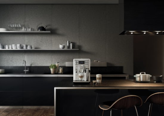 Saeco HD8859/01 Exprelia Volautomatische Espressomachine