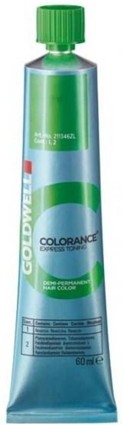 Goldwell Colorance Express Toning Tube 10 silver 60ml