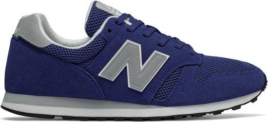 New Balance 373 Classics Traditionnels Sneakers - Maat 45.5 - Mannen -  blauw/grijs/wit