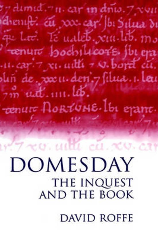 bol.com | Domesday, David Roffe | 9780198208471 | Boeken