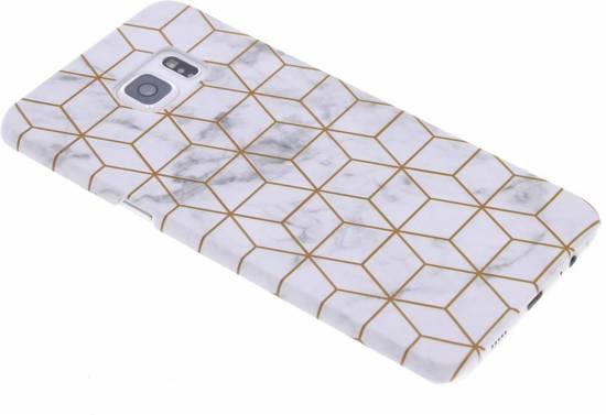Marbre Noir Ainsi Que La Conception De La Couverture Étui Rigide Pour Samsung Galaxy S6 NIYwc
