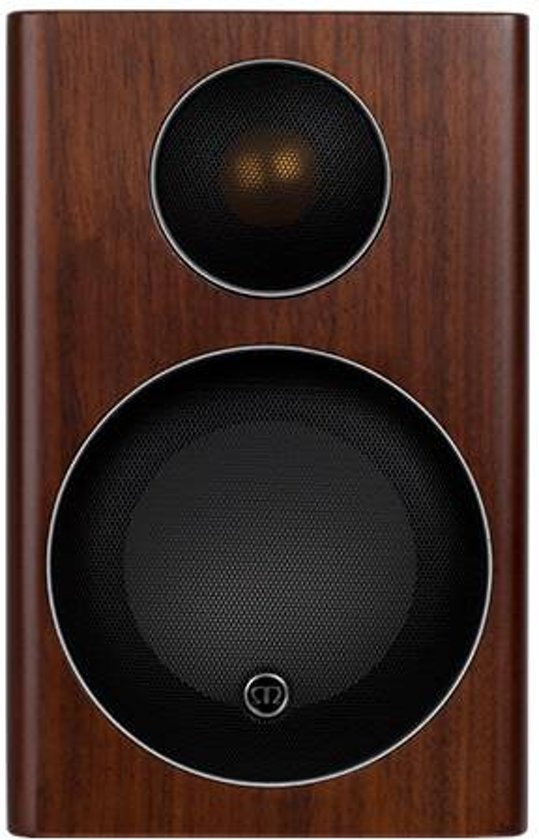 Monitor Audio Radius 90 - Boekenplank Speaker - Walnoot (Per Paar)