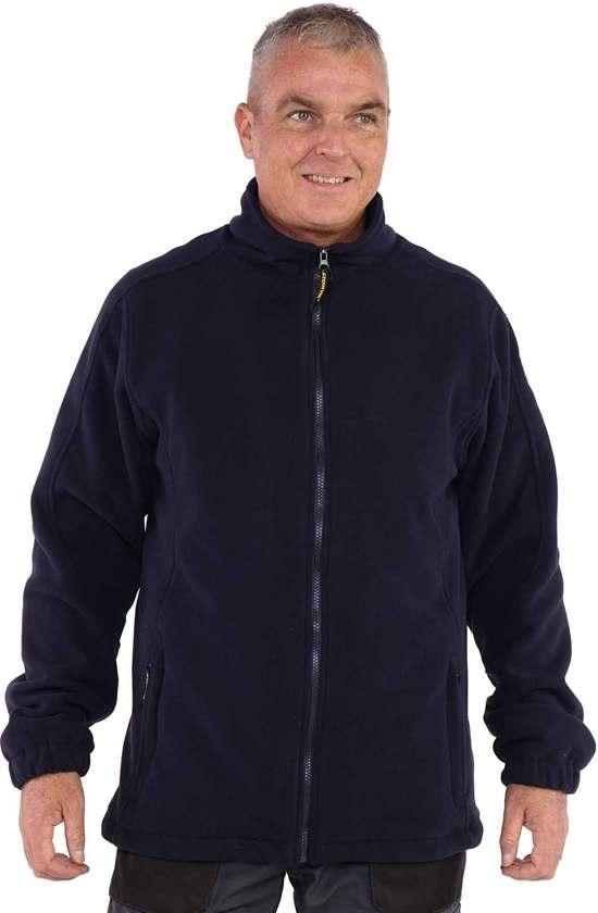 geweldige kwaliteit nieuw aangekomen welbekend Storvik Ramon - Fleece Vest Winddicht - Heren - Maat 4XL - Donkerblauw