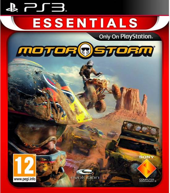 Motorstorm - Essentials Edition