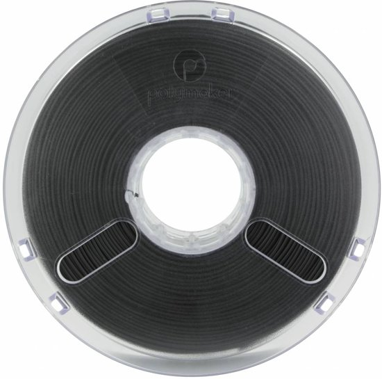 Polymaker Filament voor 3D-printer PolyMax PLA Jam Free Technologie 2.85 mm 0.75 kg - True Black