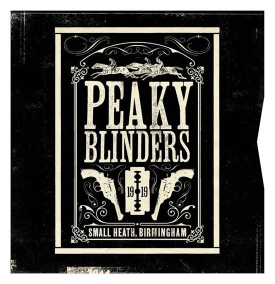 CD cover van Peaky Blinders (Original Soundtrack, 2CD) van Original Soundtrack
