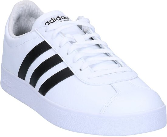 2 Vl Court 0 Sneakers Adidas Witte YIqBFY