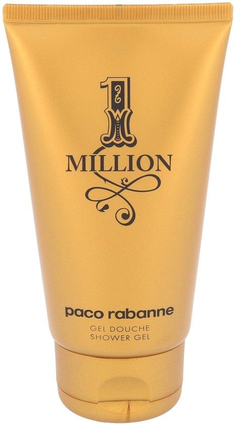 PACO RABANNE 1 MILLION - 150ML - Douchegel