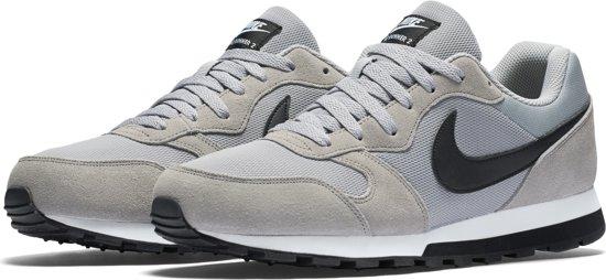 Heren Maat Runner 45 Nike Sneakers Md Grijs 6HgqxwXntU