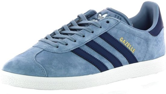 adidas sneakers dames blauw
