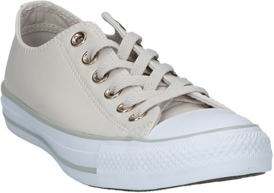 Beige Sneaker 39 Converse white Ox As Maat Gekleed mouse Dames Laag Pale Putty AnR8xSqw