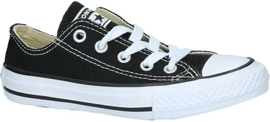 Converse Chuck Taylor All Star Sneakers Laag Kinderen - Black - Maat 32