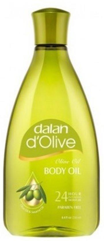 Dalan d'Olive - Body Oil - 250 ml.