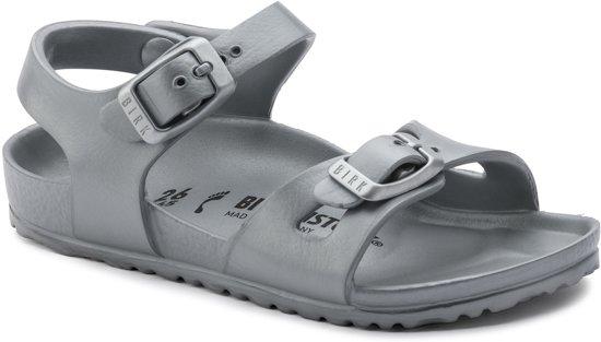 Birkenstock Rio EVA Smal Kinderen Slippers - Metallic