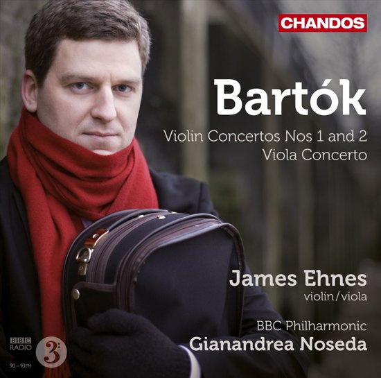Violin Concertos Nos.1 & 2/Viola Concerto