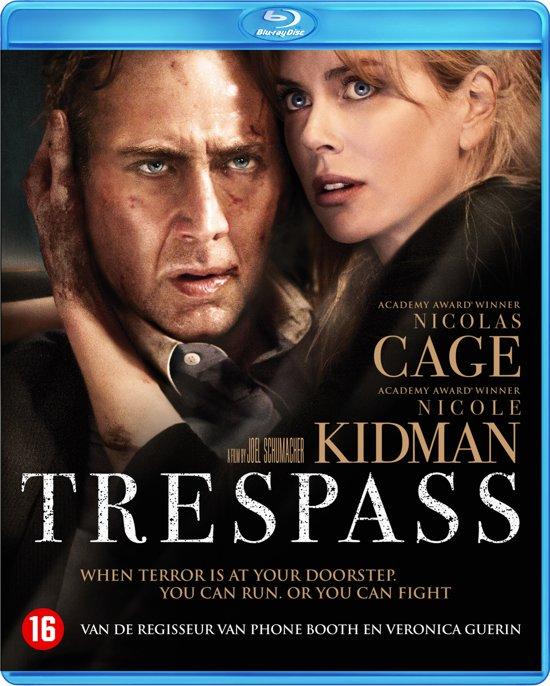 Cover van de film 'Trespass'