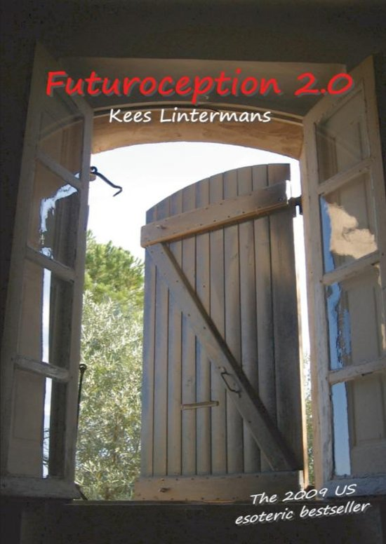 Boek cover Futuroception 2.0 van Kees Lintermans (Paperback)