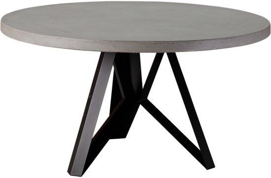 Ronde Tafel Diameter 130 Cm.Table Du Sud Beton Ronde Tafel Cortina 130 Cm