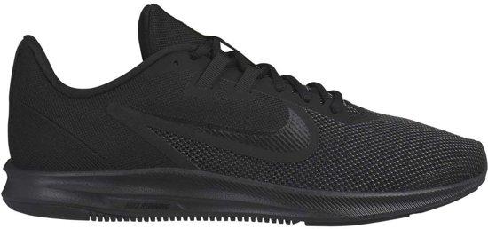 Nike Downshifter 9 Sportschoenen - Maat 44 - Mannen - zwart
