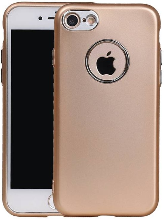 Wicked Narwal | Design backcover hoes voor iPhone 7/8 Plus Goud