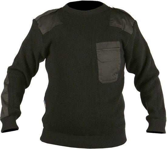 Storvik Pullover Melbourne Zwart - zwart - L