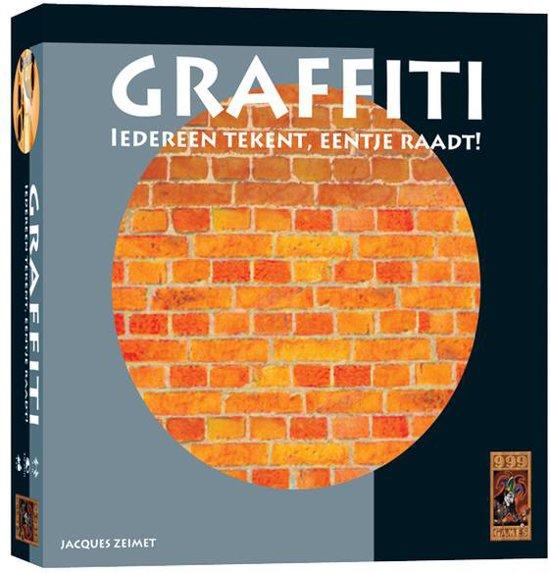 Afbeelding van het spel Graffiti - Indoor Actiespel