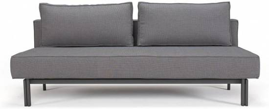 Slaapbank 140 Cm.Bol Com Hioshop Slaapbank Design Sly Grijs 140x200 Cm