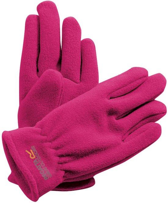 e107e3a505c bol.com | Regatta Taz Gloves - Handschoenen - Kinderen - 12 - Roze
