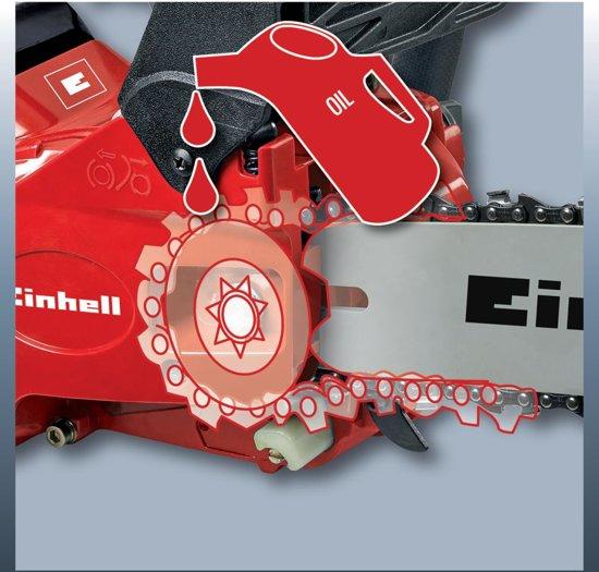 Einhell benzinekettingzaag GC-PC 930 I met reserveketting