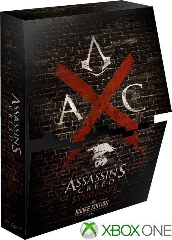 Assassins Creed: Syndicate - The Rooks Edition - Xbox One