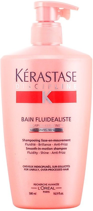 BAIN FLUIDEALISTE shampoo 500 ml