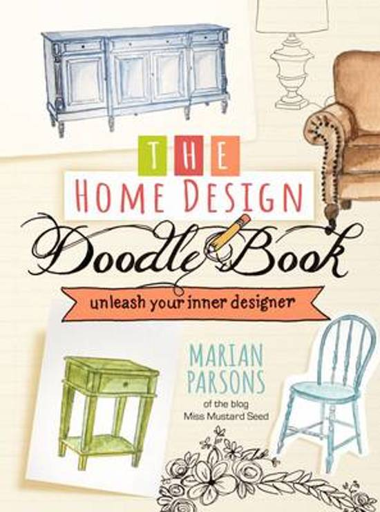 Bolcom The Home Design Doodle Book Marian Parsons
