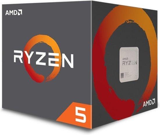 AMD Ryzen 5 1600X (zonder koeler)