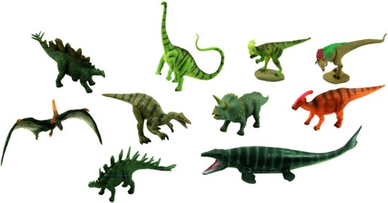 Collecta Prehistorie Mini 12 st Set A